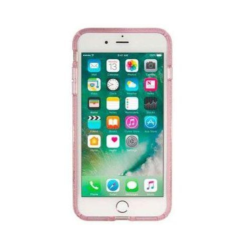 Etui SPECK Presidio Clear Glitter Apple iPhone 8 Plus / 7 Plus / 6s Plus / 6 Plus Różowy, kolor różowy