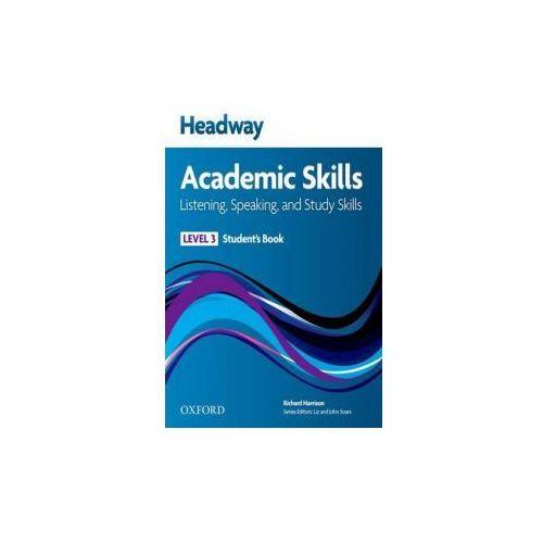 Headway Academic Skills: 3: Listening, Speaking, and Study Skills Student's Book