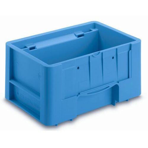 Pojemnik na drobne przedmioty C-KLT, poj. ok. 4,6 l, zewn. dł. x szer. x wys. 30