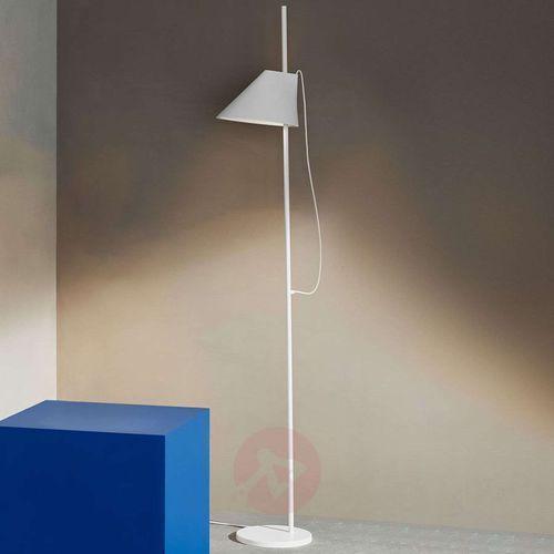 yuh, lampa stołowa led, biała marki Louis poulsen
