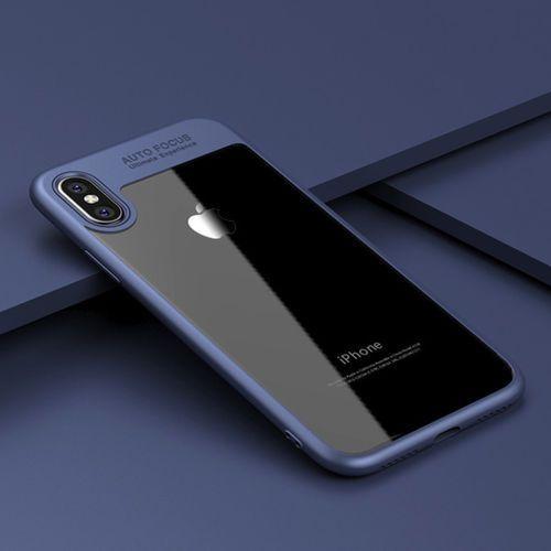 """Etui """"Auto Focus"""" dla iPhone 6 Plus i 6S Plus - Niebieski - Niebieski \ iPhone 6 Plus i 6S Plus"""