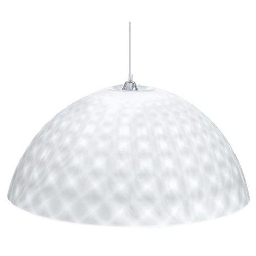 STELLA - Lampa wisząca Biały Mleczny XL