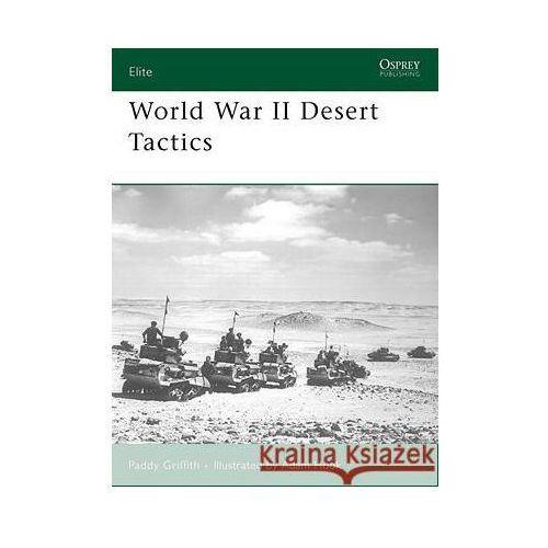World War II Desert Tactics (E.#162) (9781846032905)