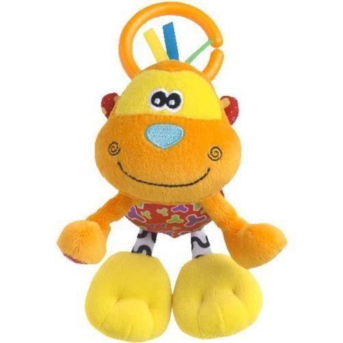 Smily play grzechotka zawieszka mała małpka qt60025