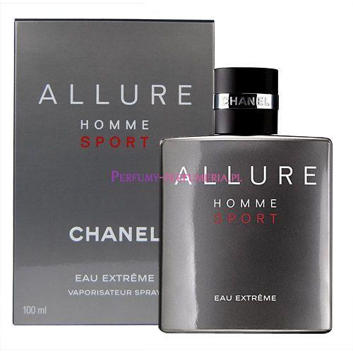 Chanel Allure Sport Eau Extreme Men 100ml EdT. Tanie oferty ze sklepów i opinie.