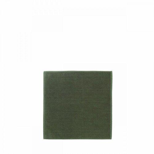 Blomus Dywanik łazienkowy piana 55 x 55 cm agave green (4008832773105)