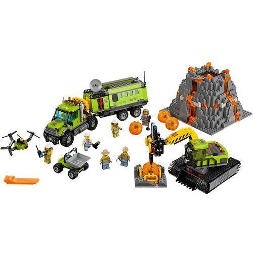 LEGO City 60124 Baza naukowców
