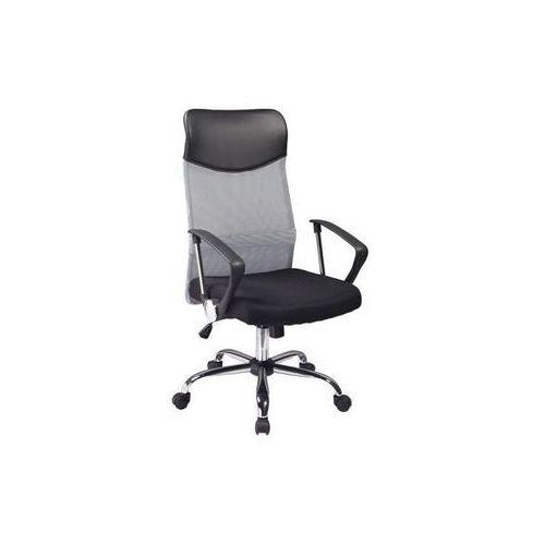 Fotel obrotowy, krzesło biurowe q-025 grey marki Signal
