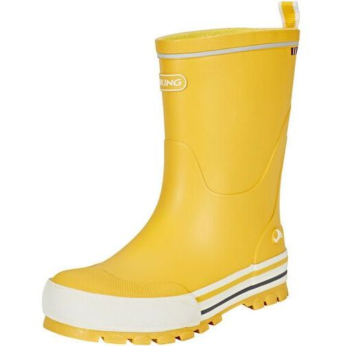 Viking footwear Viking jolly kalosze yellow