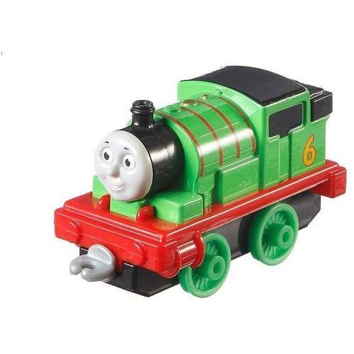 Mattel Tomek i przyjaciele, mała lokomotywa, percy