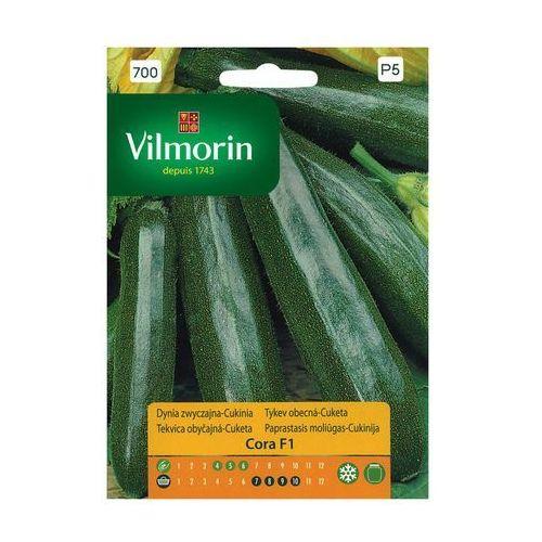 Dynia zwyczajna (cukinia) cora mieszaniec f1 nasiona tradycyjne 2 g marki Vilmorin