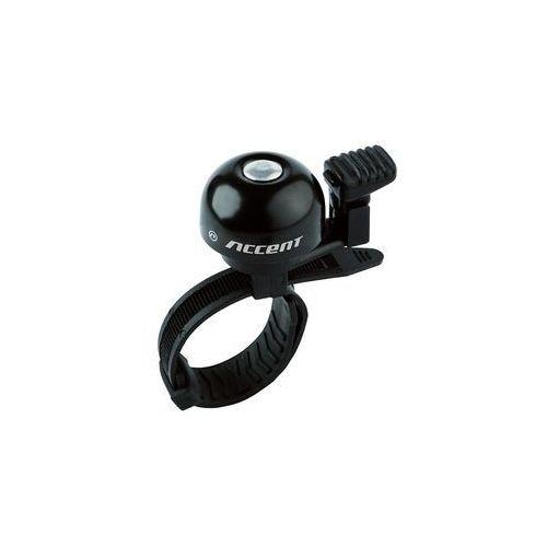 Accent 610-06-981_acc dzwonek ding czarny