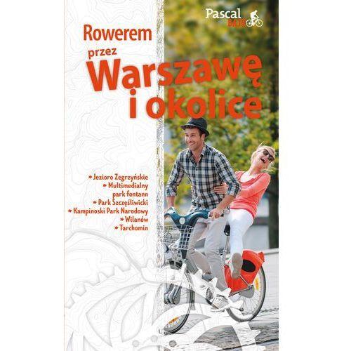 Rowerem przez Warszawę i okolicę, Marek Więch