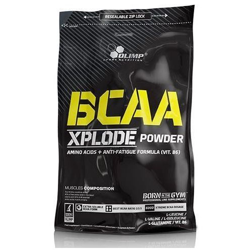 Olimp sport nutrition Bcaa xplode powder 1000g - 1000g (5901330044113)