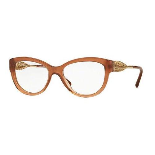 Okulary korekcyjne  be2210 gabardine lace 3173 marki Burberry