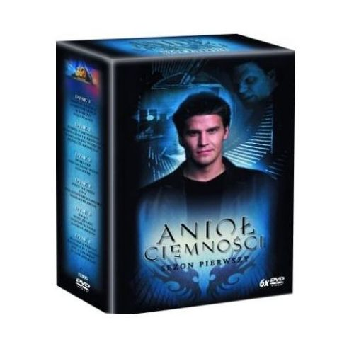Anioł ciemności- Sezon 1 (DVD) - Terrence O′Hara (5903570125546)