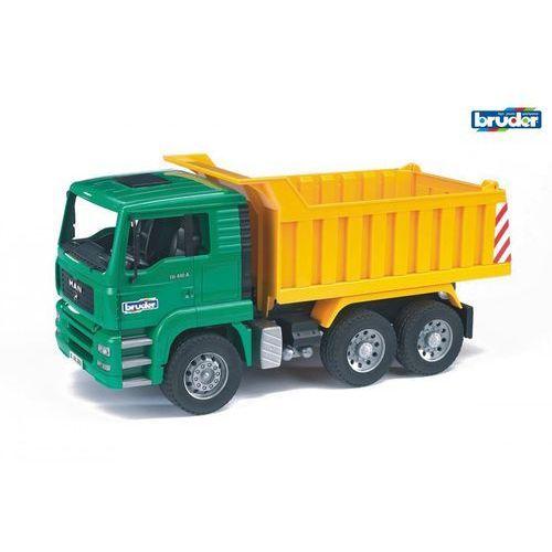 ciężarówka man truck 1:16 marki Bruder