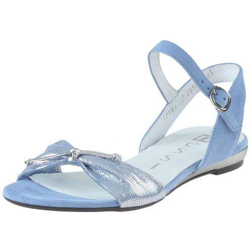 Sandały Nessi 17188 Niebieskie S - Niebieskie S