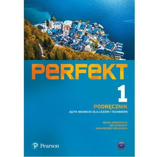 Perfect 1 Podręcznik A1 PERSON, Pearson Longman