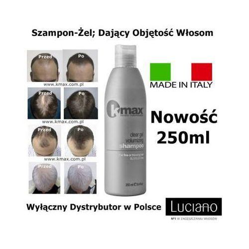 Kmax Szampon dający dużą objętość włosom 250ml z kategorii Mycie włosów