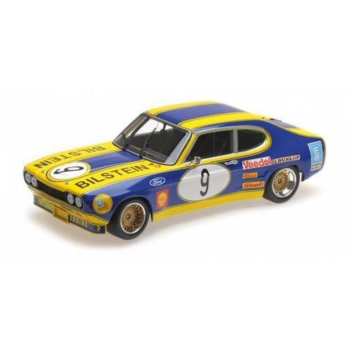 Minichamps Ford rs 2600 team europa mobel #9 fritzinger/heyer nurburgring 6 hours etcc 1973