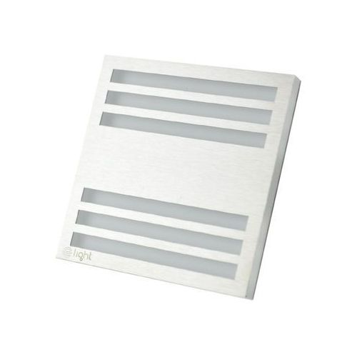 Oprawa LED Pepers 1 x 0 6 W biała ciepła bez czujki (5902693730903)