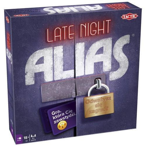 Tactic Late night alias (6416739551074)