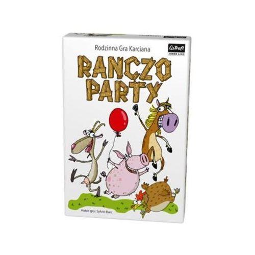 Ranczo Party Rodzinna gra karciana, 90799103488GR (9213346)