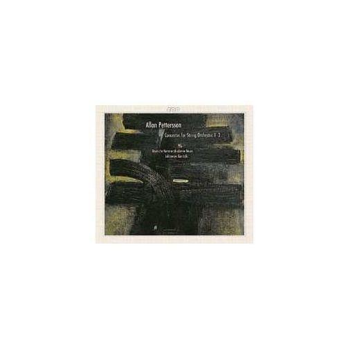 Pettersson: String Concertos 1-3