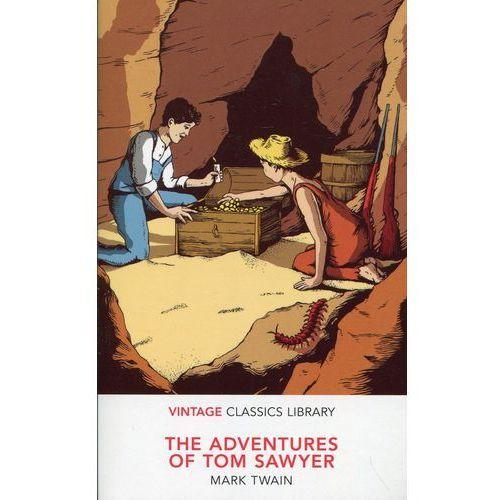 The Adventures of Tom Sawyer - Mark Twain, oprawa miękka