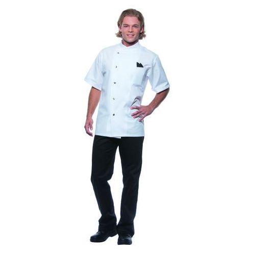 Karlowsky Bluza kucharska męska, rozmiar 46, biała | , gustav
