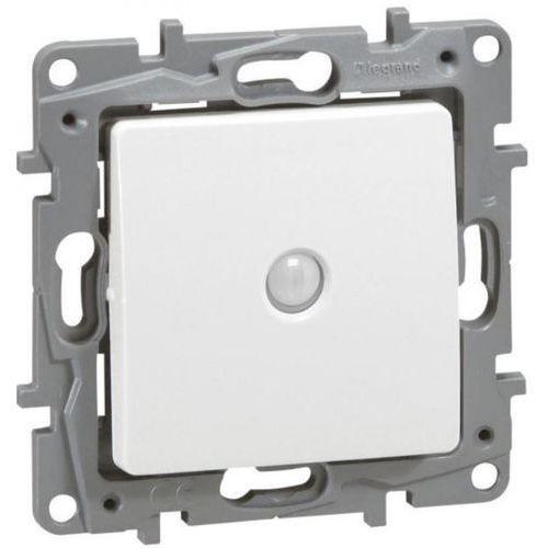 Łącznik uniwersalny Legrand Niloe 664703 z czujnikiem ruchu i automatycznym wyłączeniem biały