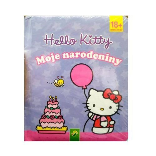 OKAZJA - Hello Kitty - Moje narodeniny autor neuvedený (9789849906252)