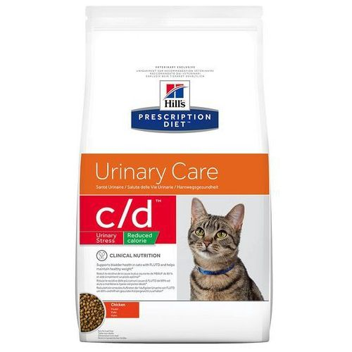Hills Prescription Diet c/d Urinary Stress Reduced Calorie Urinary Care - 8 kg