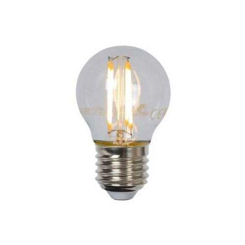 LED Żarówka ściemnialna G45 E27/4W/230V - Lucide 49021/04/60