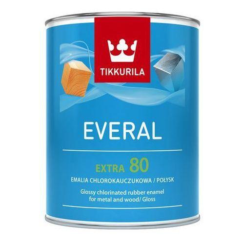 Tikkurila Everal Extra Baza A 0,9L [80] (5902829020977)