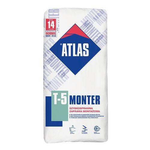 monter t-5, 5kg marki Atlas