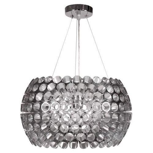 Lampa wisząca zwis oprawa Candellux Abros 50 1X60W E27 srebrny 31-94080, kolor Srebrny