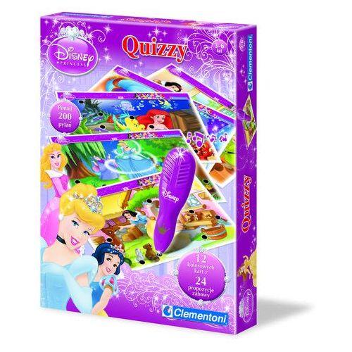 CLEMENTONI Gra Quizzy Księżniczki (8005125607068)
