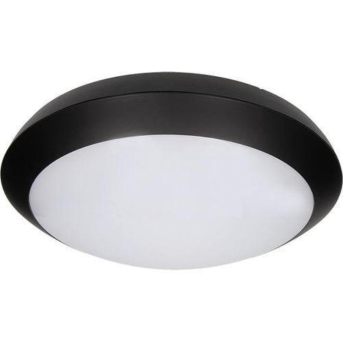 Orno Plafon pl-6045blpm4 pasat led czarny + darmowy transport! (5901752489820)