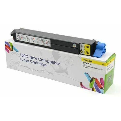 Cartridge web Toner yellow oki es3640a3, es3640 pro, ws3640 pro mfp pro zamiennik 43837105