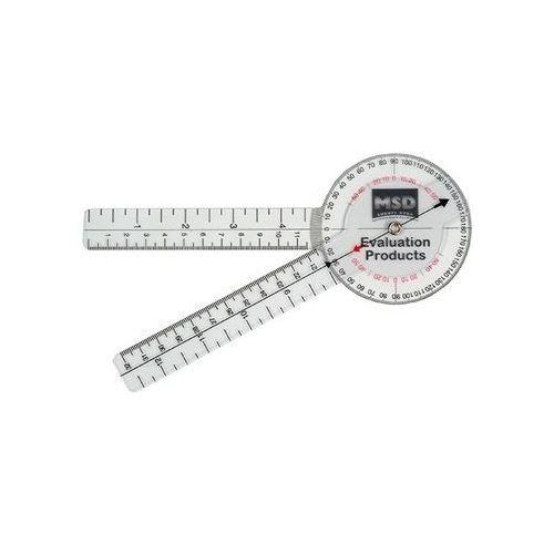 Bardo-med Goniometr plastikowy msd 30 cm 0 - 360 st. co 1 st. 08-030103, kategoria: pozostałe artykuły medyczne