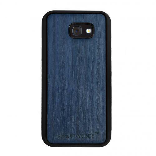 Etui SmartWoods – Blue Sky Galaxy A7 2017, kolor niebieski