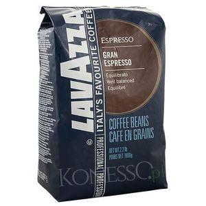 KAWA WŁOSKA LAVAZZA BLUE Grand Espresso 1kg ziarnista