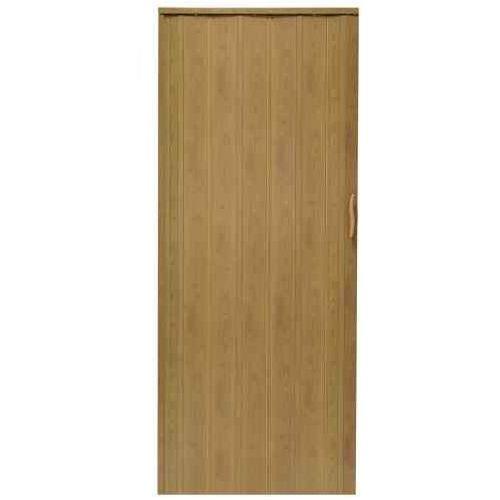 Gockowiak Drzwi harmonijkowe 008p 46g jasny dąb mat g 80 cm