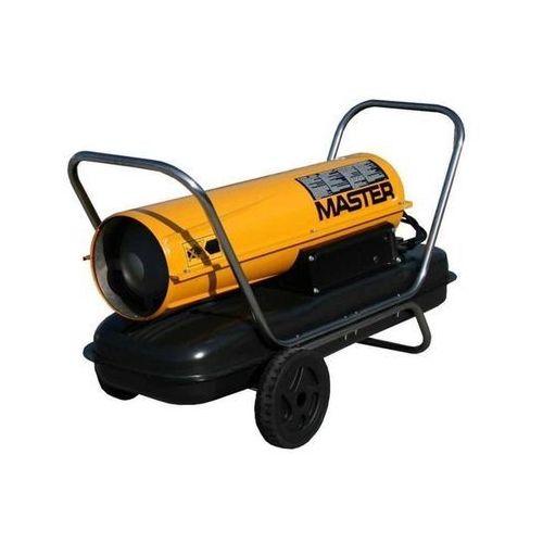 Nagrzewnica olejowa bez odprowadzania spalin Master B 95 CEL - promocja + gratis - partner firmy Master, B 95 CEL