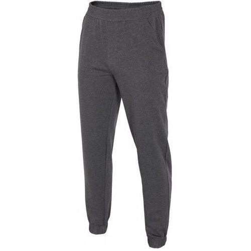 Męskie spodnie dresowe t4z16 spmd001 ciemno szary xxl marki 4f