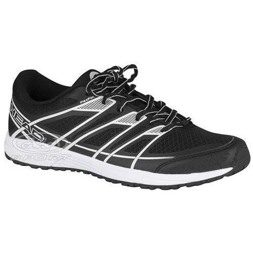 Head Męskie buty sportowe do biegania hw1072602  - czarny