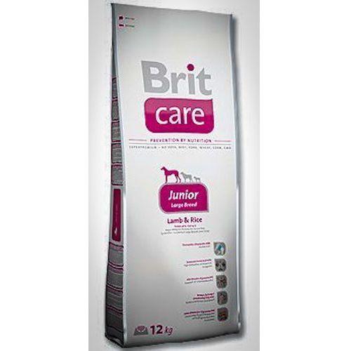 Brit  care junior large breed lamb & rice 3 kg (8594031442349)