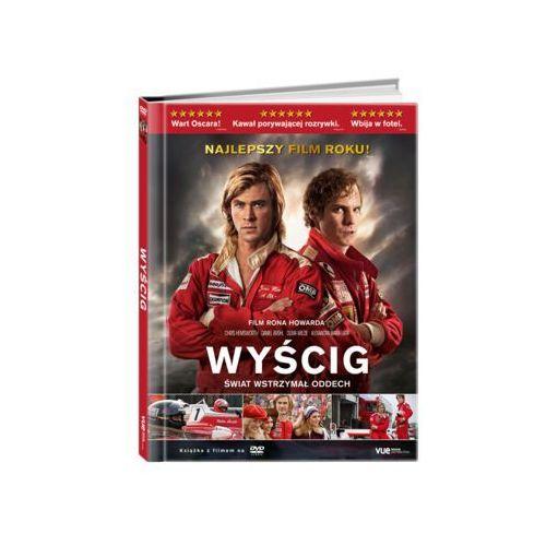 Imperial cinepix Wyścig (książka + dvd) (5903570155017)